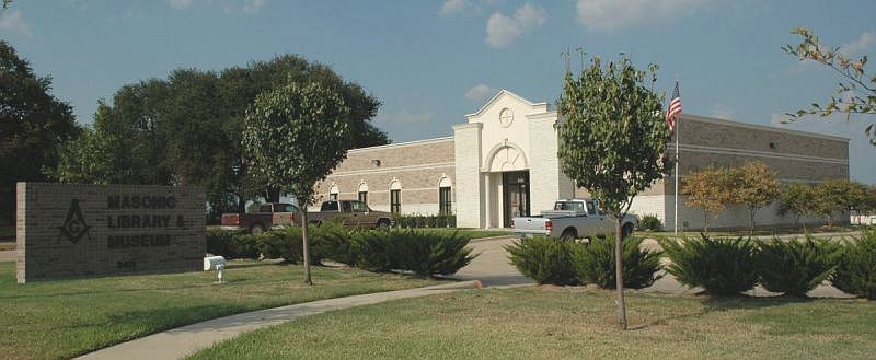 Brazos Valley Masonic Library and Museum